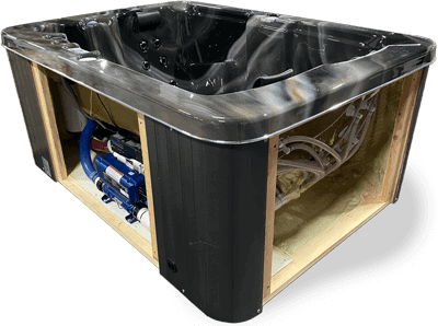 Arctic Spas Total Access Core series Grizzly