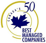 50 Canada's best managed companies