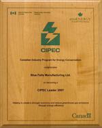 CIPEC award