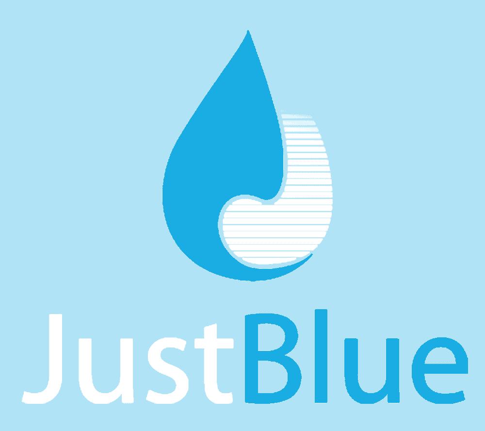 Just Blue logo