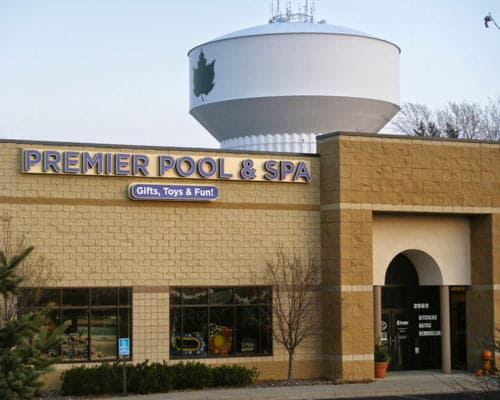 Premier Pool and Spa