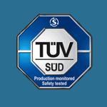 TUV EU Certificate