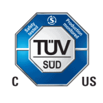 TUV USA North American Certificate