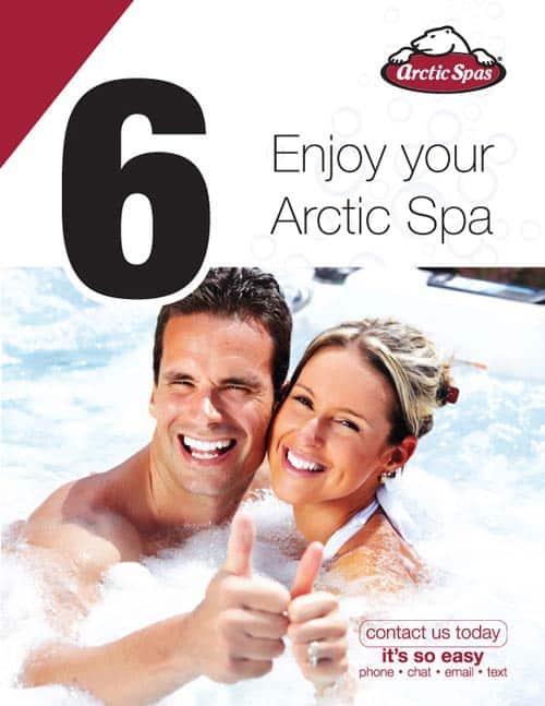 arcticspas comment choisir votre spa lettre page 8