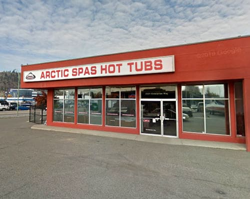 Arctic Spas Kelowna