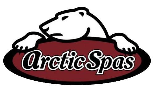 arcticspas logo white