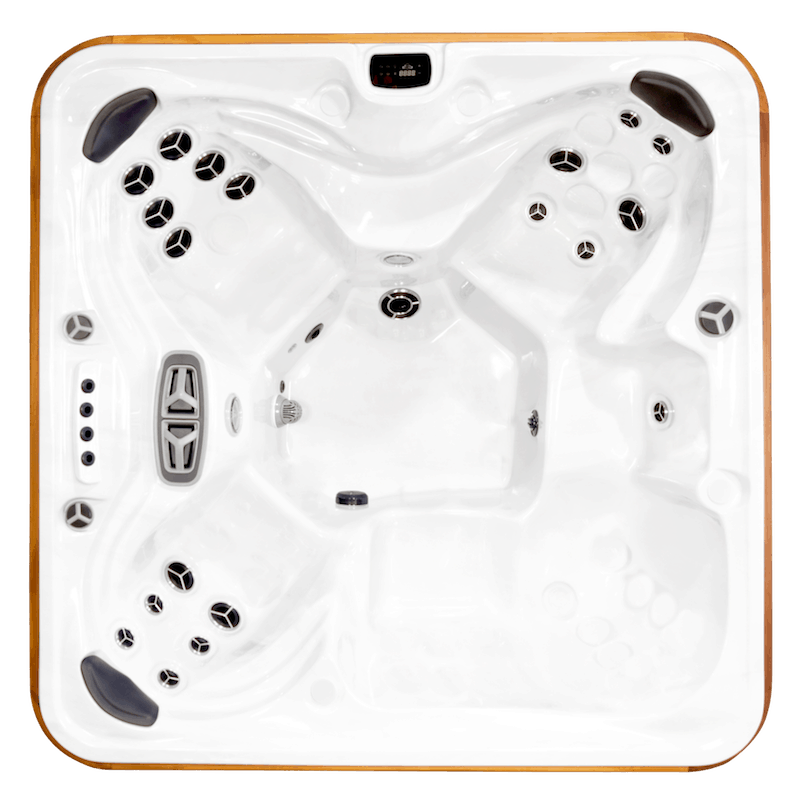 Arctic Spas Hot Tub Custom Series Summit Prestige