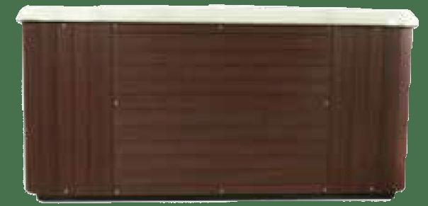 Core no maintenance cabinet  in purple rain color