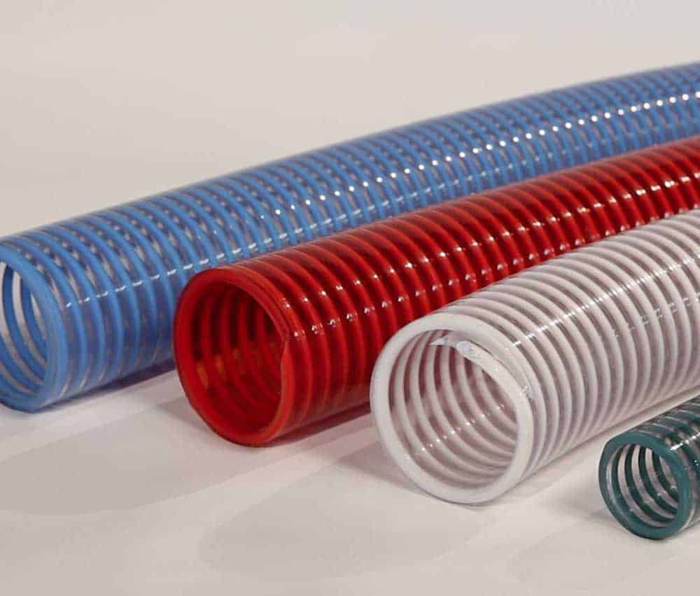 Reflex torsion hoses