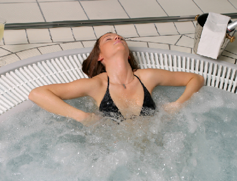 <span class='notranslate'>Hot Tub</span> stress relief