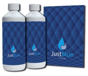 JustBlue bottles
