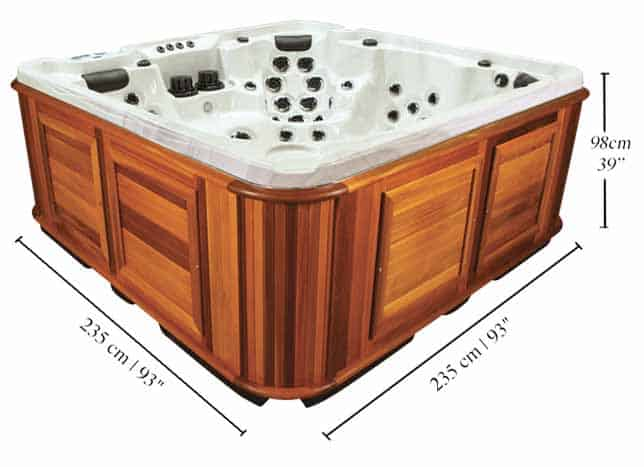 Kodiak - Arctic Spas Hot Tub Model - Canada