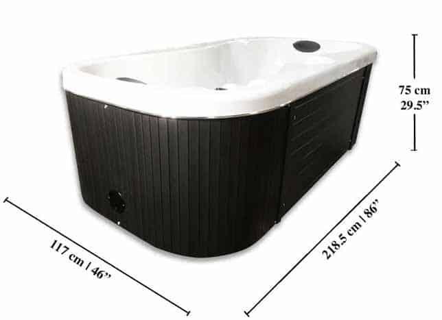 Compare Hot Tub Capacity 2 Person To 9 Person Spas Arctic Spas